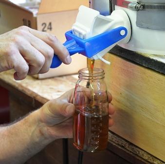 Honey Harvest Bottling