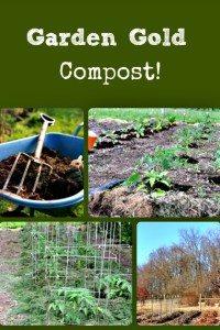 Compost = Garden Gold!