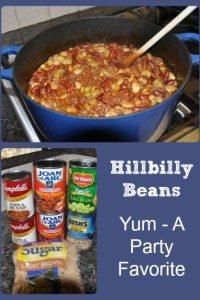 Popular Hillbilly Beans