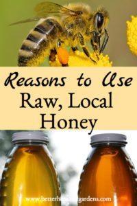Reasons To Buy Raw, Local Honey