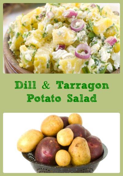 Ina Garten Tarragon Potato Salad Recipe