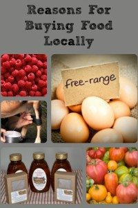 Why Buy Food Locally?