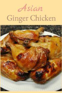 Asian Ginger Chicken