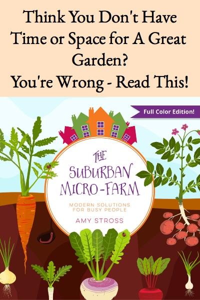 "Book Review ""The Suburban Micro-Farm"""