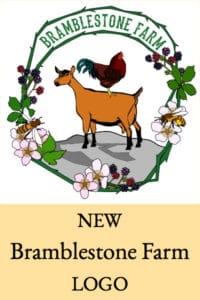New Bramblestone Farm Logo!