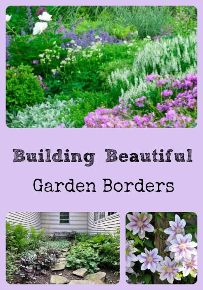 ... Building Beautiful Garden Borders Via Better Hens And Gardens