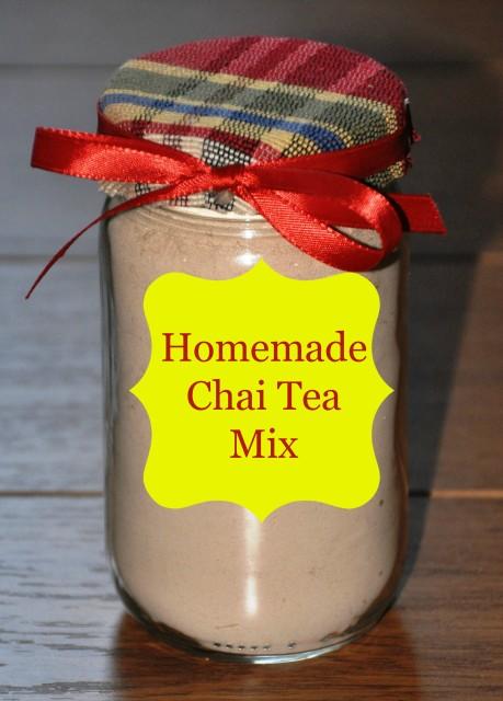 Homemade Chai Tea Mix | Better Hens and Gardens