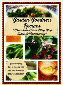 Garden Goodness Recipes - via Better Hens and Gardens
