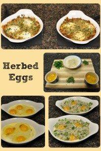 Herbed Eggs
