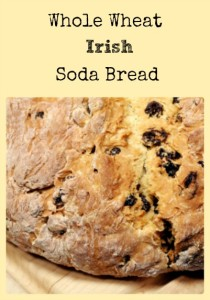 Irish Soda Bread via Better Hens and Gardens