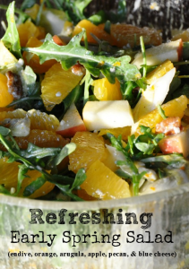 Refreshing Spring Salad