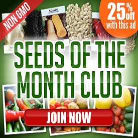 Seeds of the Month Club via Better Hens and Gardens