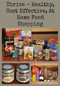 Thrive Market - Healthy, Cost Effective, At Home Food Shopping via Better Hens and Gardens