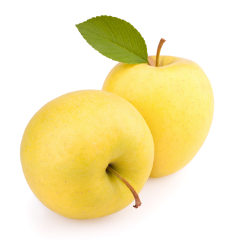 golden delicious and apple Calories in golden delicious based on the calories, fat, protein, carbs and other nutrition information submitted for golden delicious.
