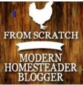 from scratch homestead blogger
